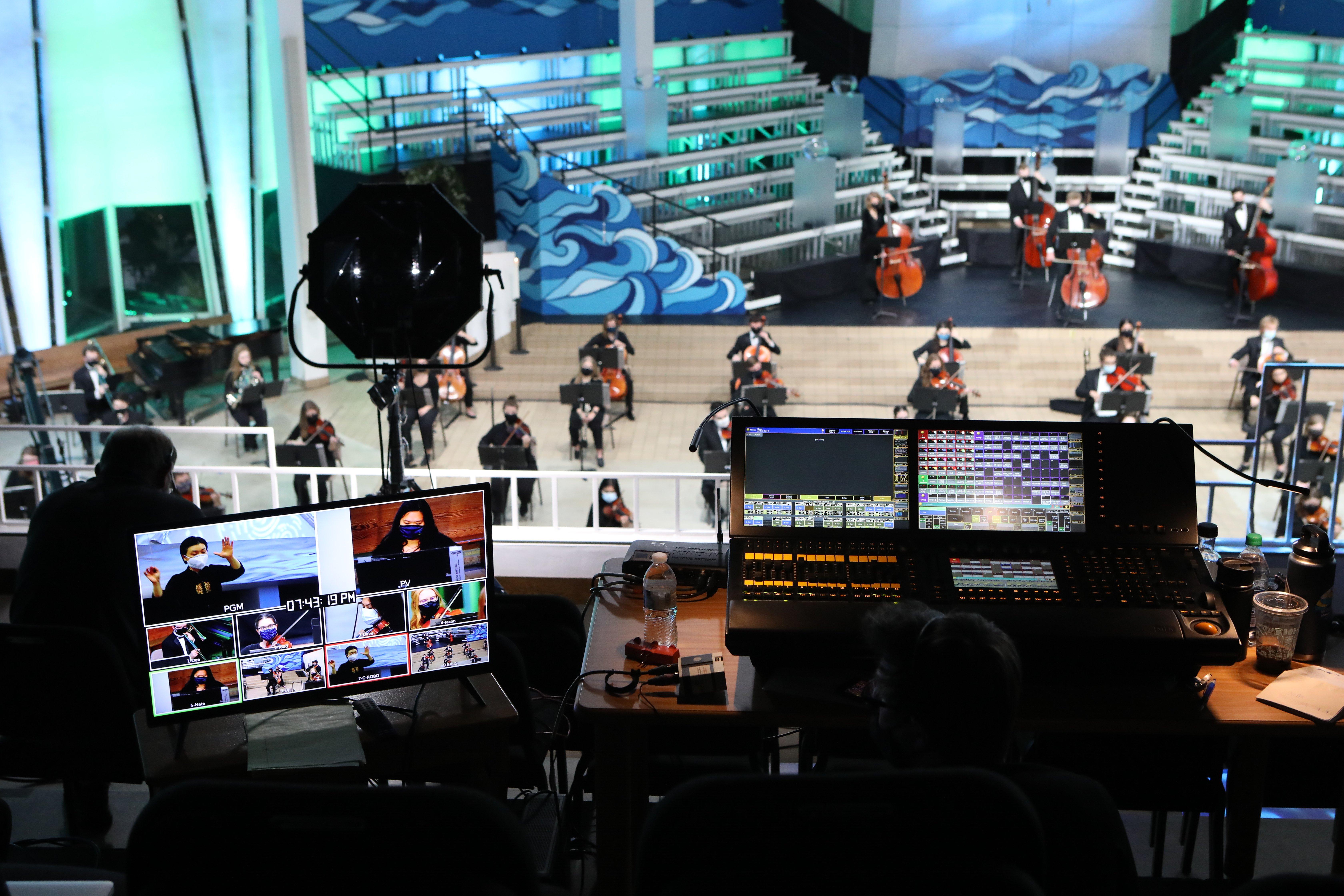 ILEA Best Technical Production - Heroic Gustavus Event