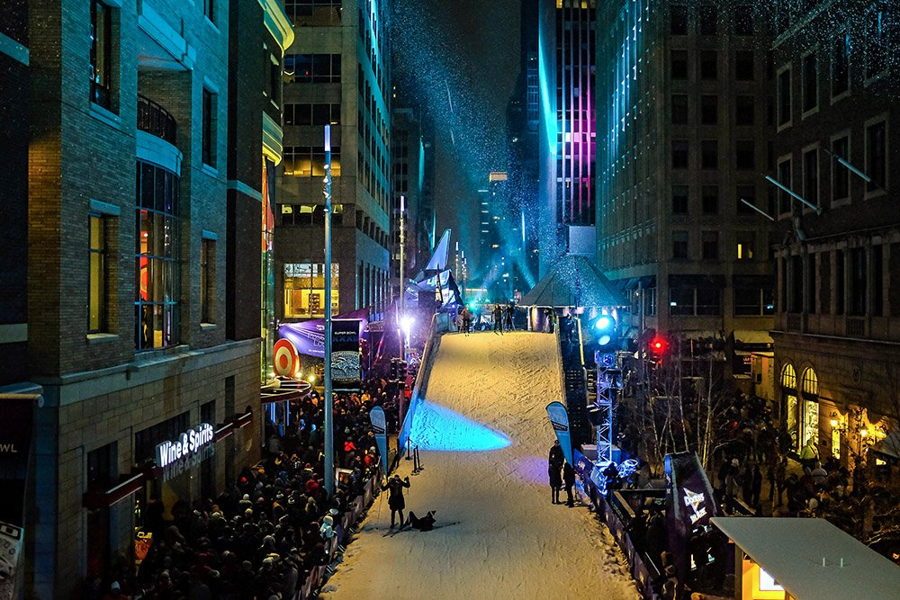 super bowl live nicollet mall 4