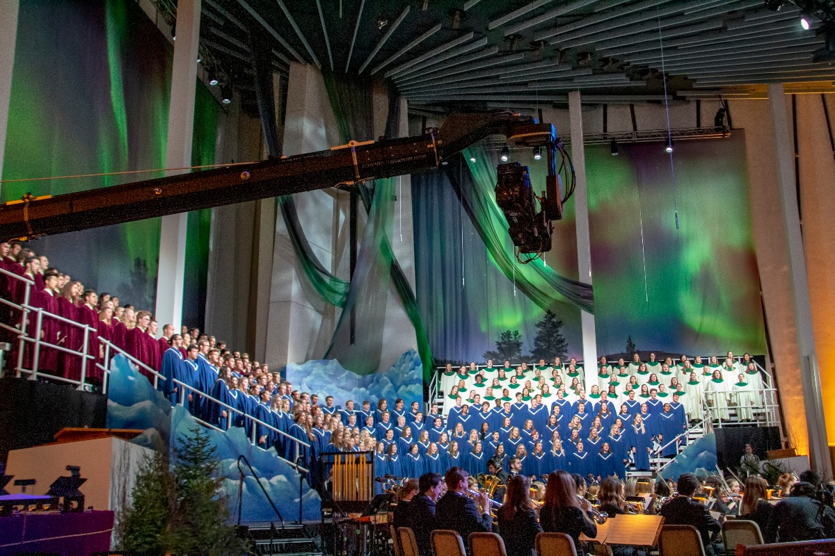 Christmas In Christ Chapel with Jib-1