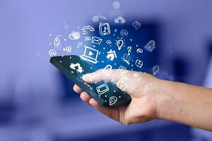 Stock Image for 9/4 Blog (Event Apps)