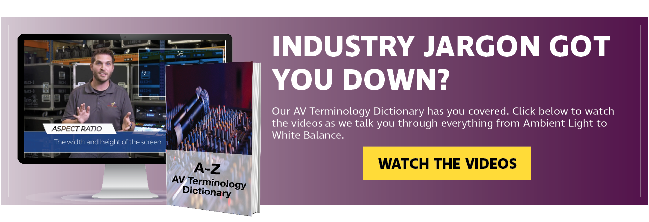 AZ AV Terminology Dictionary